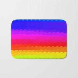Rainbow Color S27 Bath Mat