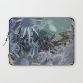 Dreaming in Shades of Lavender Laptop Sleeve