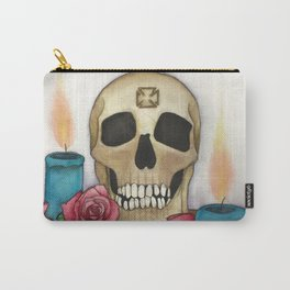 Strengh in Death Carry-All Pouch