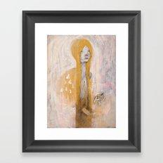 Breached Framed Art Print