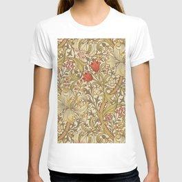 """John Henry Dearle """"Golden Lily"""" 2. T-shirt"""