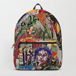 Getting Out Of My Head Backpack