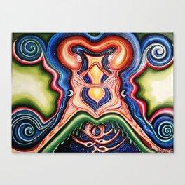 Solstice Souls Canvas Print