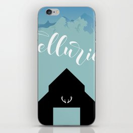Telluride Colorado iPhone Skin