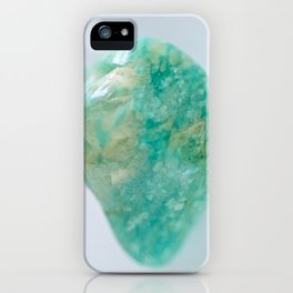 Amazonite - The Peace Collection iPhone Case