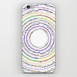 Genome Circles 3 iPhone Skin