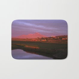 Midnight Sun II. Bath Mat