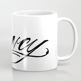 Fancy Coffee Mug