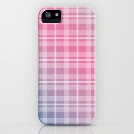 Playful colors and lines iPhone Case