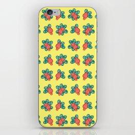 Cashew Apple Pattern 1 iPhone Skin