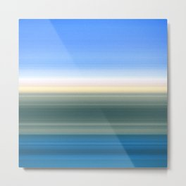 Summer Time in the Valley Metal Print