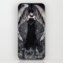 The Dark Phoenix iPhone Skin