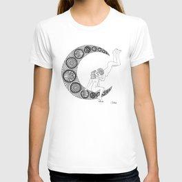 Moon Lesbians T-shirt