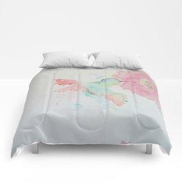 Hungry Hummingbird Comforters