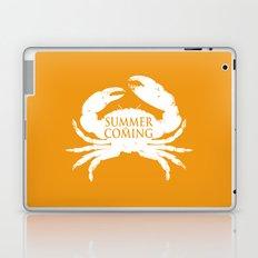 Summer is coming Laptop & iPad Skin