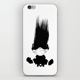 Little things - Cyclop iPhone Skin