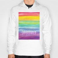 dreamer Hoodies featuring Dreamer by micklyn
