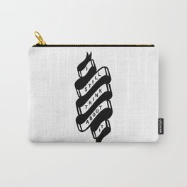 Think About It Carry-All Pouch