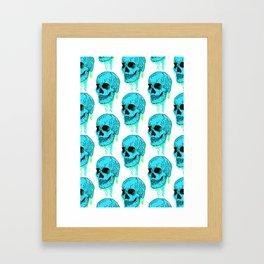 5Kull pattern Framed Art Print