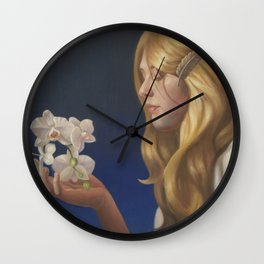 As love grows from within Wall Clock