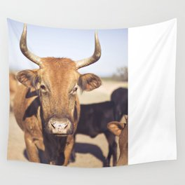 On the Farm  Wall Tapestry