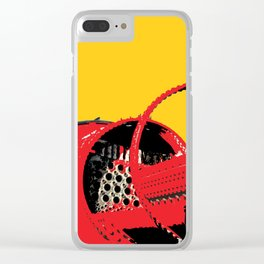 Lost Locomotive Clear iPhone Case