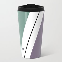 Divided #minimal #art #design #kirovair #buyart #decor #home Travel Mug