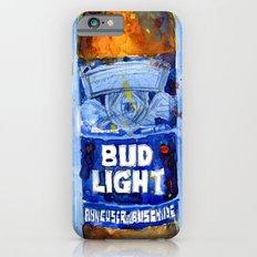 Bud Light - Budwiser American Beer iPhone 6 Slim Case