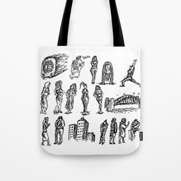 One Sydney Day Tote Bag