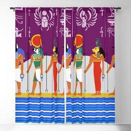 Egyptian Night Blackout Curtain