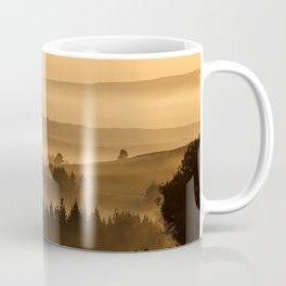 My road, my way. Beige. Coffee Mug