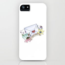 With love iPhone Case