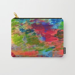 Watercolor Tropics - Islander Carry-All Pouch