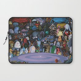 The God Particle Laptop Sleeve