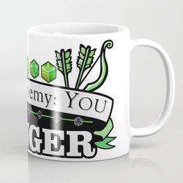 DnD class Ranger Coffee Mug