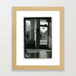 4:53 Framed Art Print