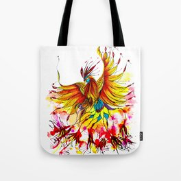 Fenix Tote Bag
