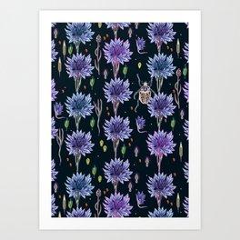 cornflower dream Art Print