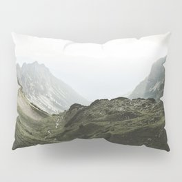 Beam Landscape Photography Pillow Sham