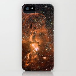 Beautiful Star Formation iPhone Case