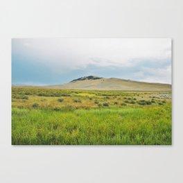 Flood Plains Canvas Print