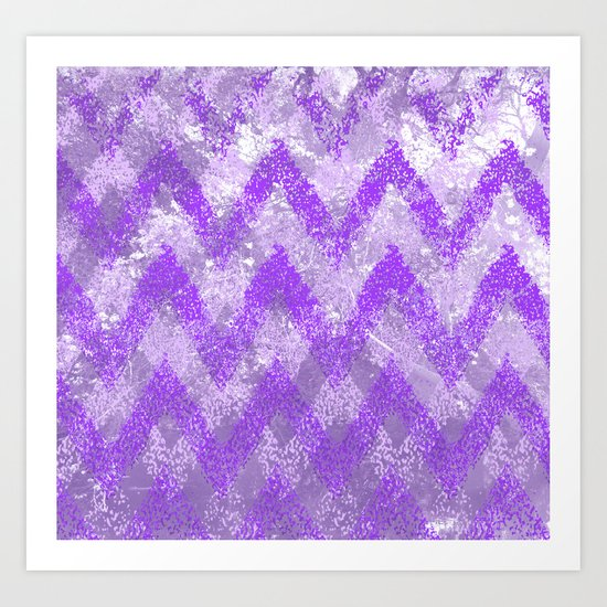 purple play Art Print