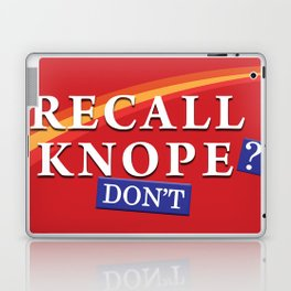 Recall Knope Laptop & iPad Skin
