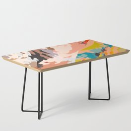 glass mountains Coffee Table