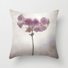 It's my loneliness  Throw Pillow