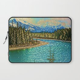 A Majestic View Laptop Sleeve