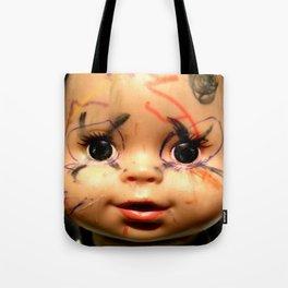 Punk Baby Tote Bag