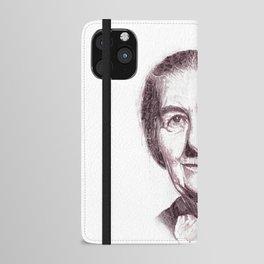 Golda Meir iPhone Wallet Case