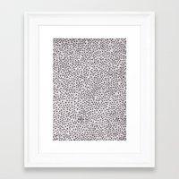 trippy Framed Art Prints featuring trippy by Eliza L