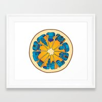morocco Framed Art Prints featuring Morocco by Galina Khabarova